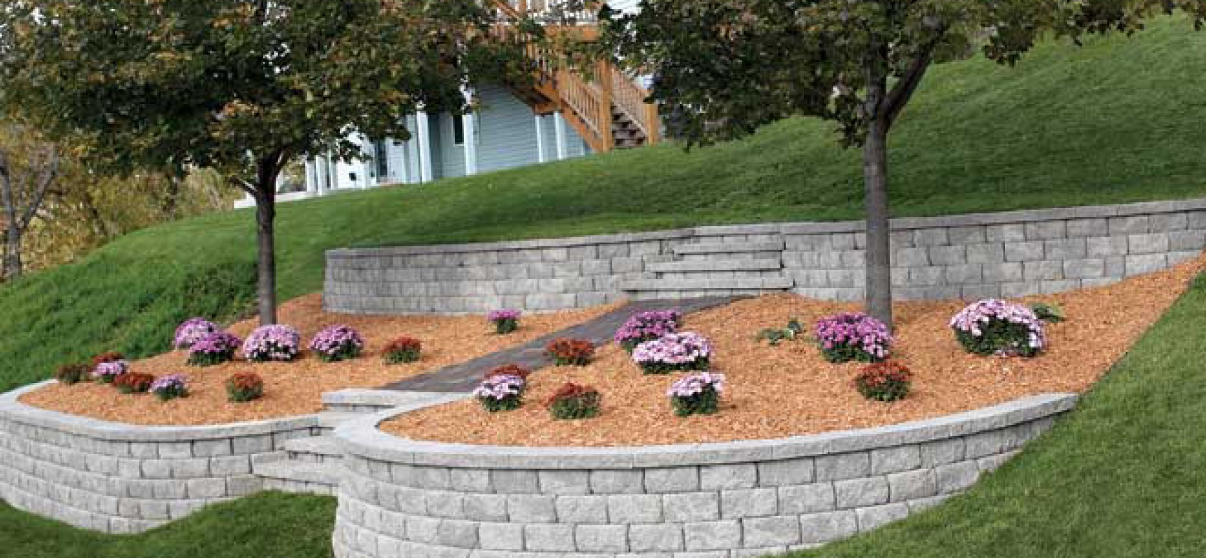 How To Build Retaining Walls On Slopes 10 Simple Steps