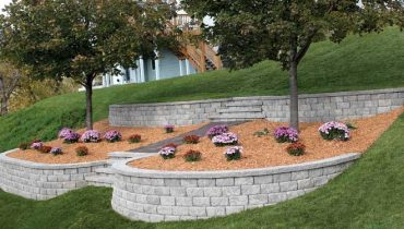 How To Build Retaining Walls on Slope