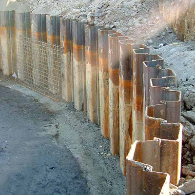 Steel Sheet Piling – Uses, Construction Steps, Advantages and Disadvantages of Steel Sheet Piling