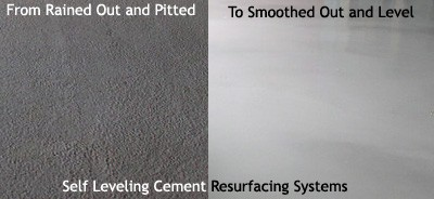 Self Leveling Cement - Advantages and How To Pour