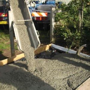 4 types of concrete used in construction works. Black Bedroom Furniture Sets. Home Design Ideas